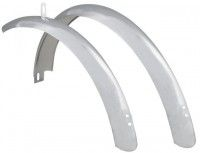 Крылья дорожные сталь 24 без крепежа
